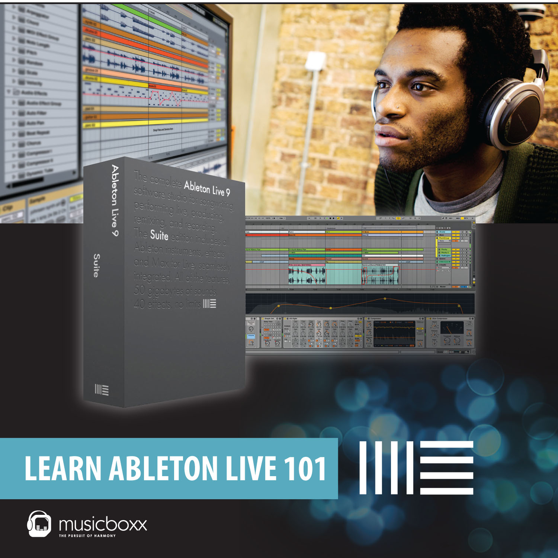 ABLETON LIVE TRAINING